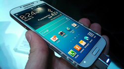Samsung Galaxy S4 Diluncurkan di New York