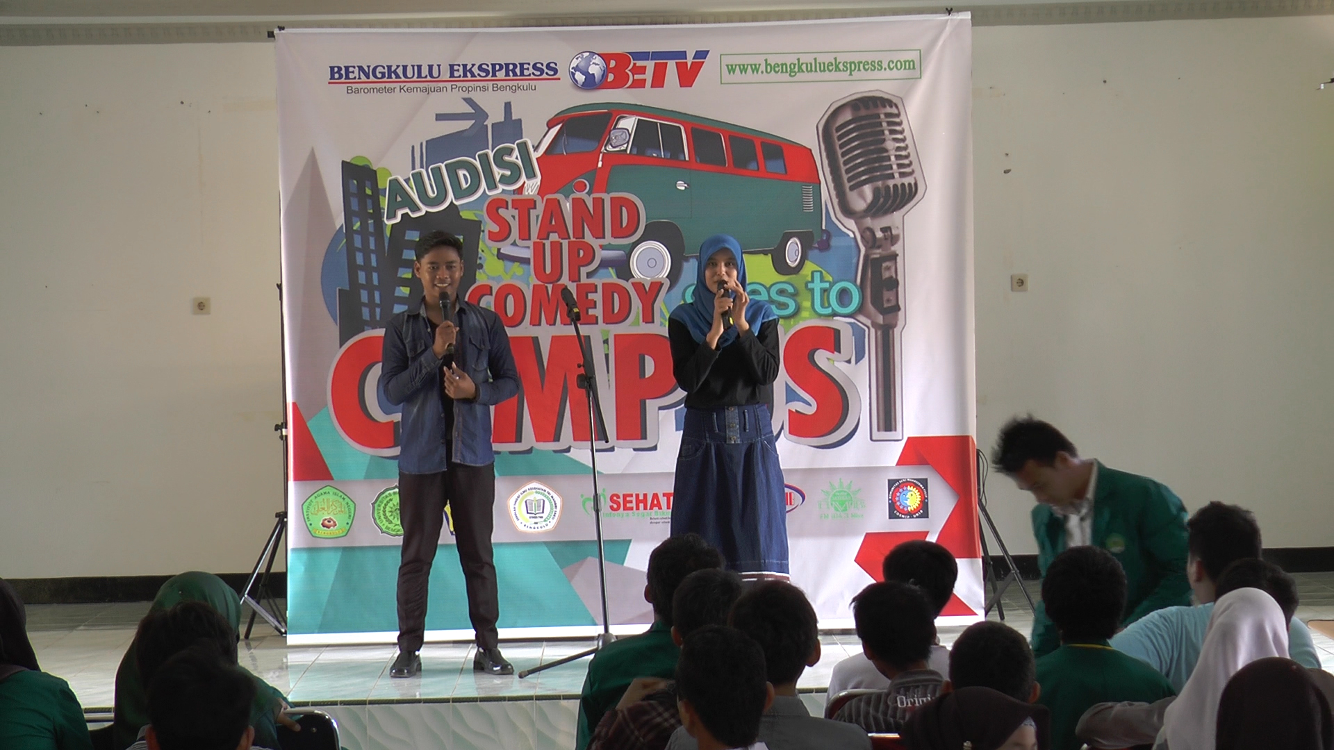 AUDISI STAND UP COMEDY