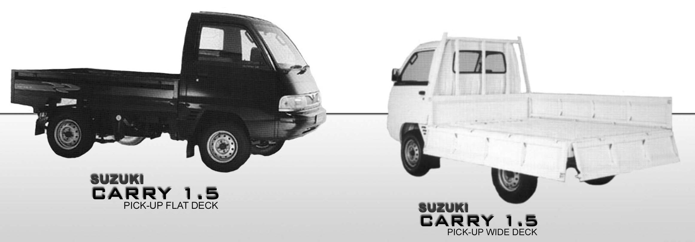 pick up suzuki