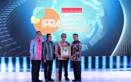 AHM Raih 3 Penghargaan Indonesia Corporate Public Relations Award 2017