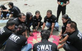 Gathering S.W.A.T & Wing Sales People Honda: Astra Motor Membentuk Superteam bukan Superman