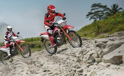 Honda Bikers Adventure  Camp Gathering – CRF 150 L