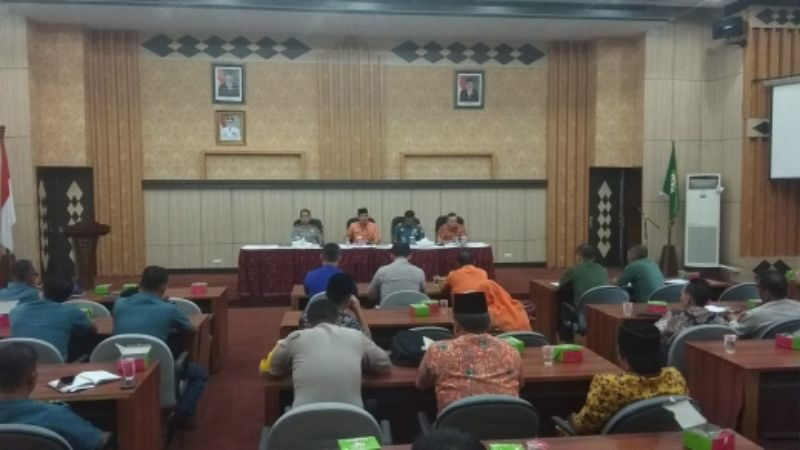 Dispora Bengkulu Matangkan Persiapan Triathlon 2018
