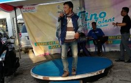 Yamaha Thamrin Brother Bengkulu Gelar Kontes Dangdut Fun