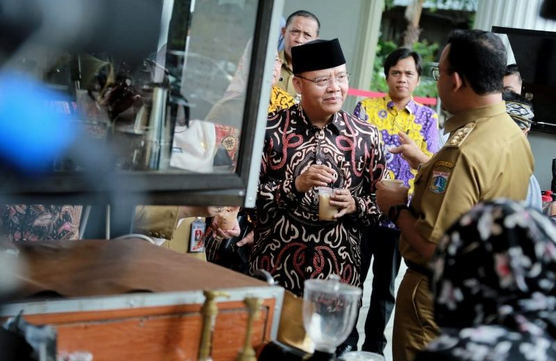 5 April, Rohidin dan Anies Bawesdan Teken Kontrak Kopi di Benteng Marlborough