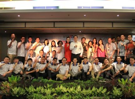 "Thamrin Group ""GO PROFESSIONAL"" Melalui Implementasi Oracle Fusion"