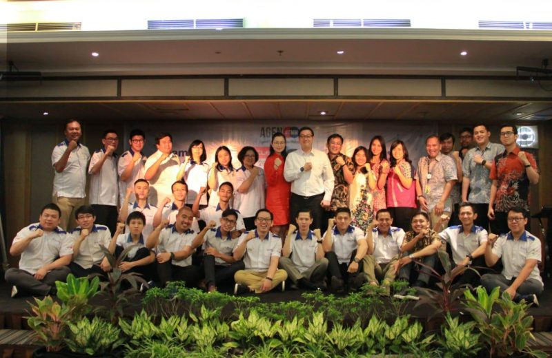 """Thamrin Group """"GO PROFESSIONAL"""" Melalui Implementasi Oracle Fusion"""