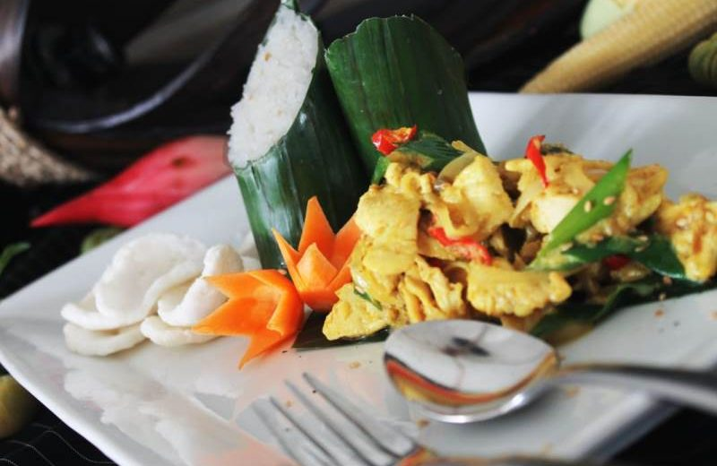 Tumeric Chicken, Menu Spesial Bulan April