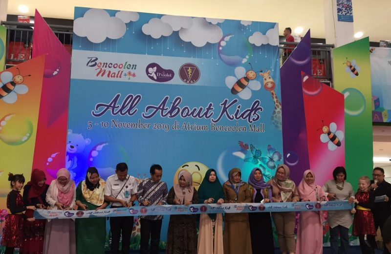 Bencoolen Mall Gelar All About Kids