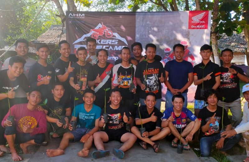 Honda Bikers Adventure Camp dan Workshop Jurnalis