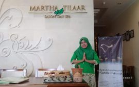 Treatments Nyaman dan Berkelas di Martha Tilaar Salon Day SPA